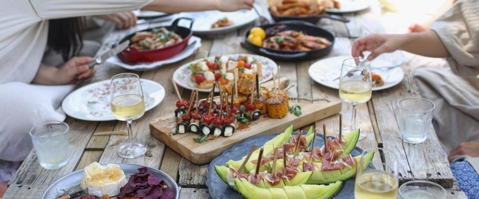 Gastronomie : la courgette fleur de Michaël Fulci