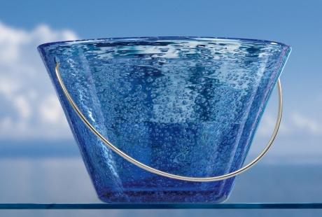 Robert Alignhon artiste et maître verrier depuis 30 ans raconte sa passion pour le verre