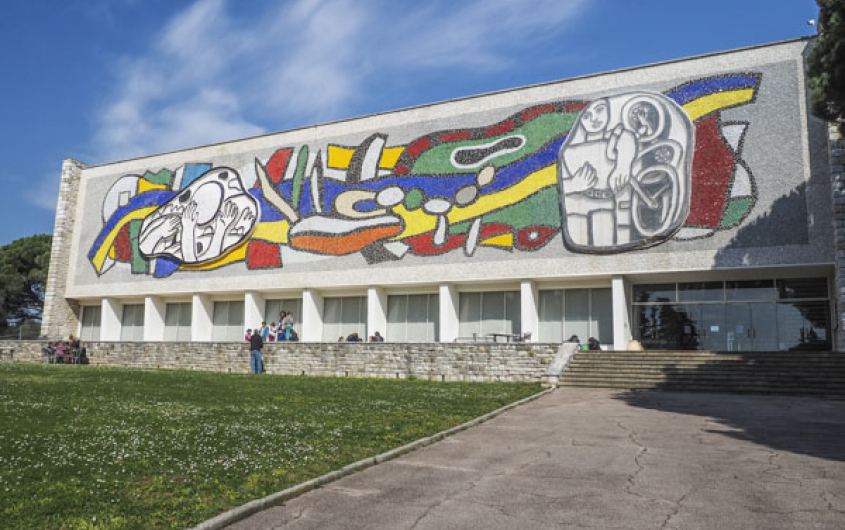 CONFÉRENCE : De l'amitié à l'œuvre : la mécanique de création dans la peinture de Fernand Léger
