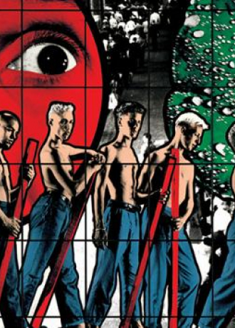 MOSTRA Gilbert & George.Images d'utopies