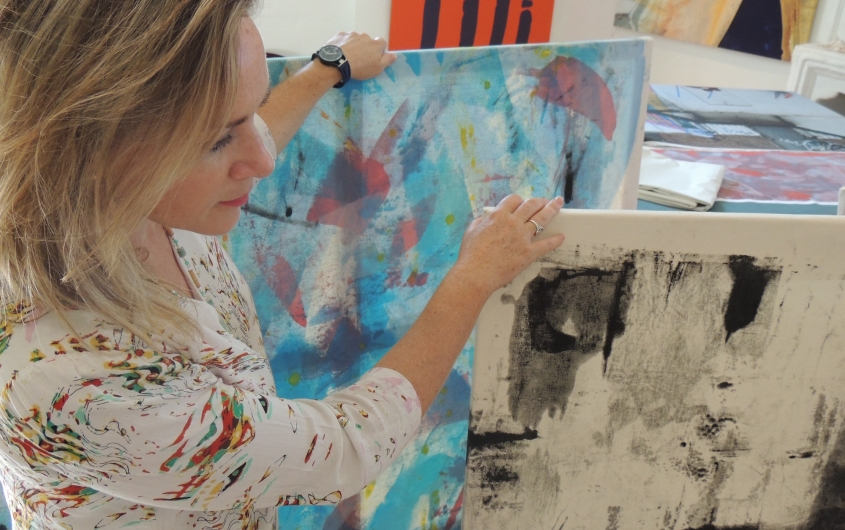 Holly Springham - Peintre