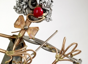 Rat Joël Créations Yoyo - Sculptor