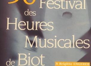 Festival des Heures Musicales de Biot (classical music festival)