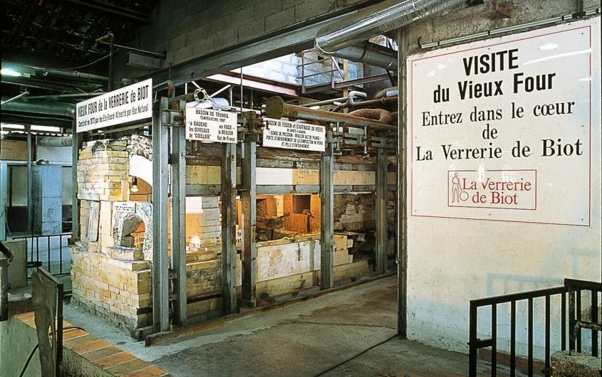 Eco Musée du verre