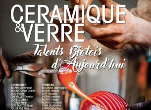 EXPOSITION CERAMIQUE ET VERRE Talents Biotois d'Aujourd'hui