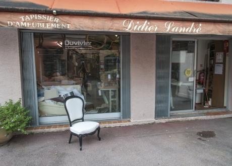 Landré Didier Decoratore e arazzo