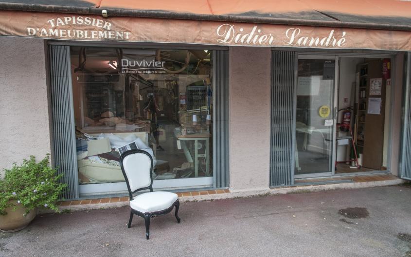 Landré Didier Upholsterer decorator
