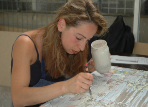Géraldine Heduy - Ceramist