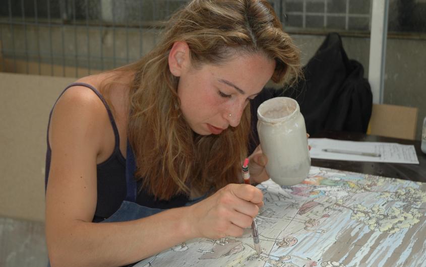 Géraldine Heduy - Ceramista