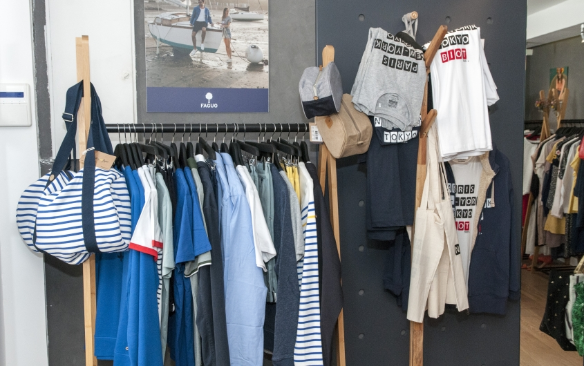 Dans le Marais (clothes shop)