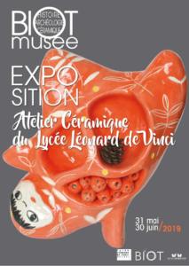 EXPOSITION Atelier Céramique Léonard De Vinci