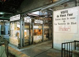 Visita dell'Ecomuseo del Vetro