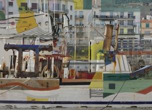 Exhibition  Stéphane Couturier - Fernand Léger