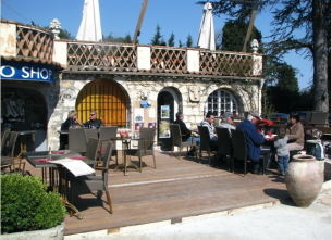 Golf Restaurant La Bastide du Roy
