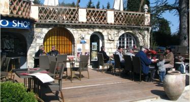 Ristorante di golf La Bastide du Roy