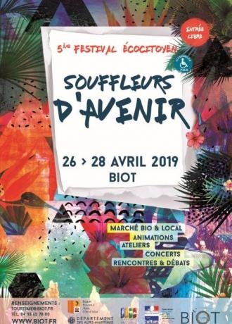 « Souffleurs d'Avenir » Festival écocitoyen 2019