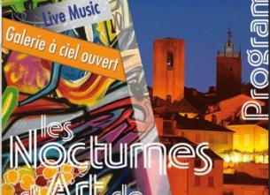 NOCTURNES D'ART DES COMMERÇANTS