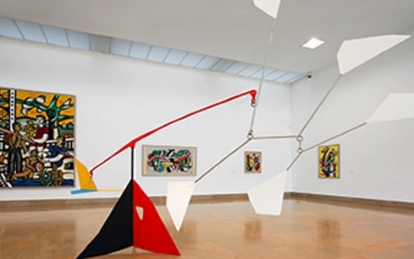 Visite-conférence « Vis-à-Vis. Fernand Léger et ses ami.e.s »