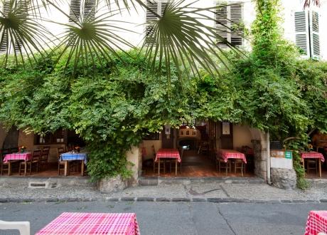 Hôtel restaurant les Arcades