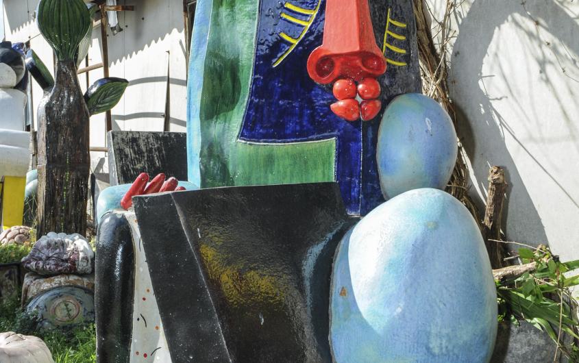 Coville Jacky - Scultore - Ceramista