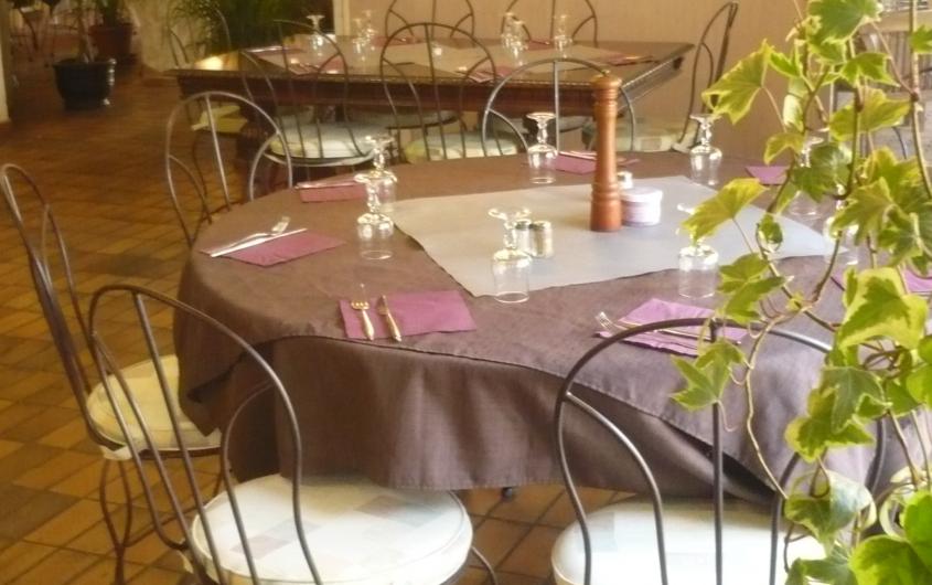 Le restaurant des Verriers
