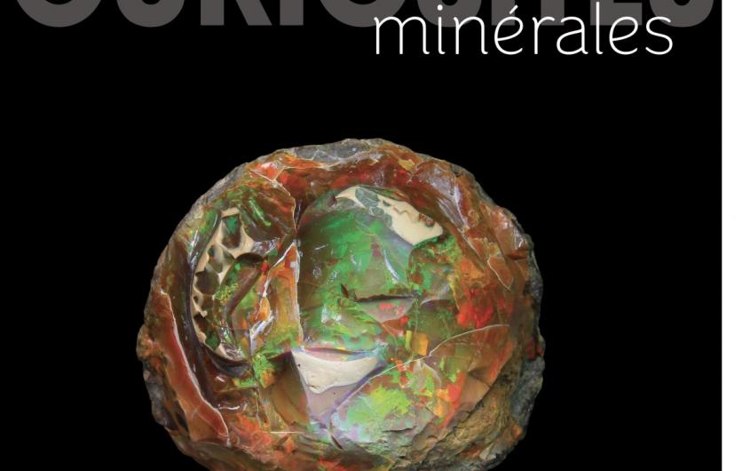 Conférence Curiosités minérales