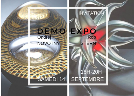 Demo & un Vernissage d'exception