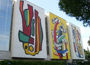 Guided tour of the Fernand Léger Museum