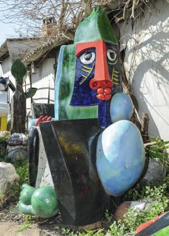 Coville Jacky - Sculpteur - Céramiste