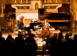Festival des Heures Musicales de Biot (classical music festival) CANCELED