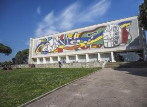 Fernand Léger Museum Park