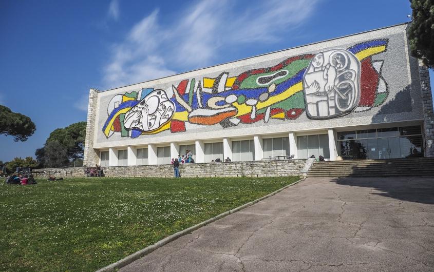 Parc du Musée Fernand Léger